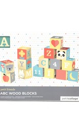 ABC WOOD BLOCKS