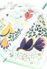 FLOWER BIRDS UMBRELLA