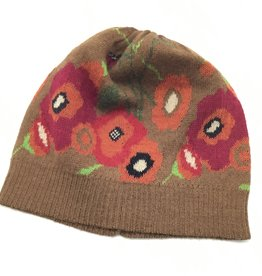 POPPIES  ALPACA HAT