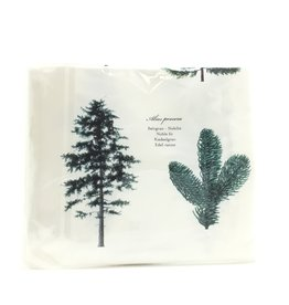 ORGANIC PINE TREES TOWEL