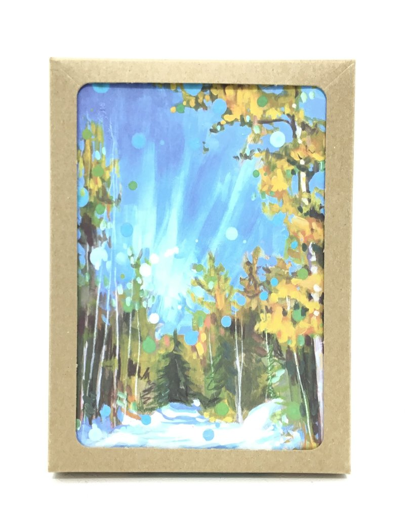 STILLNESS  BOXED CARDS