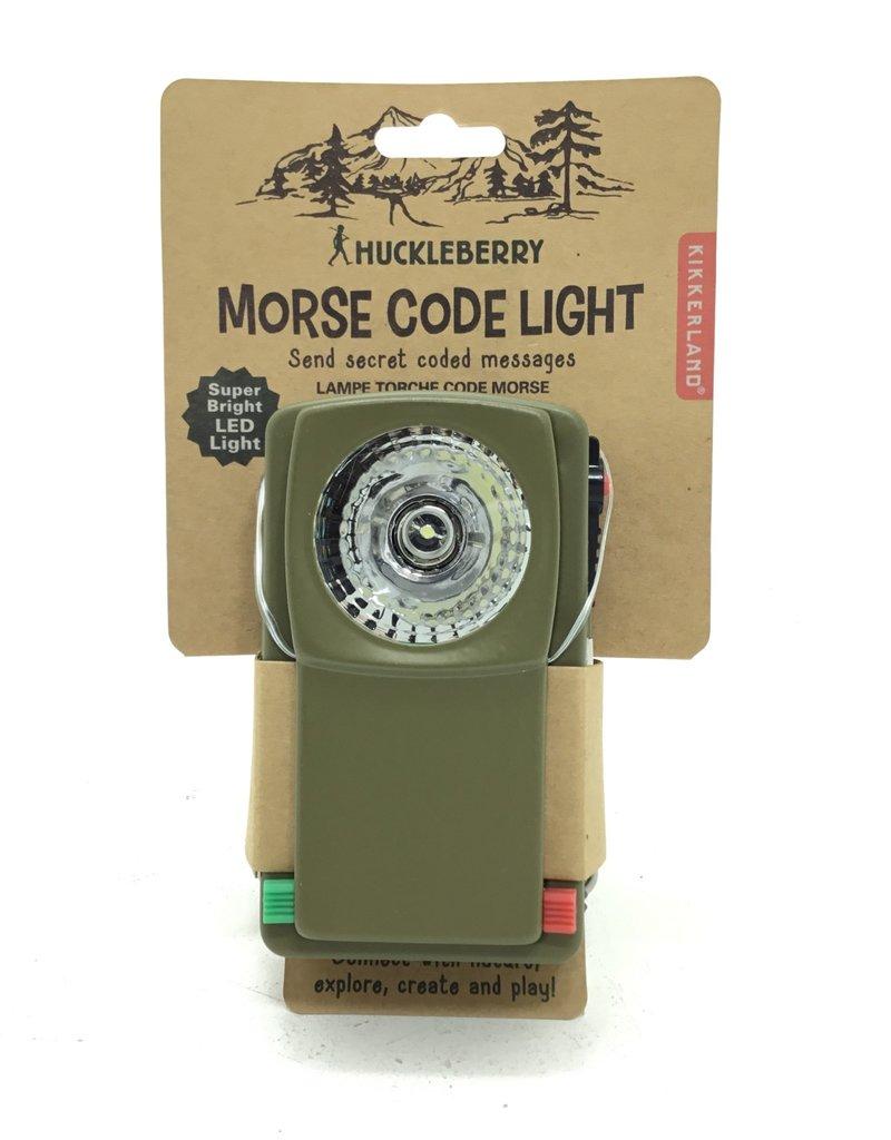 MORSE CODE LIGHT