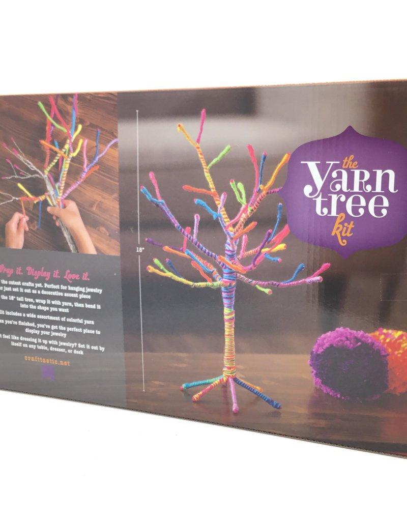 CRAFTASTIC YARN TREE KIT