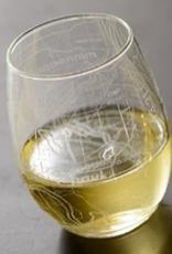 WELLTOLD ST PAUL, MN STEMLESS WINE GLASS