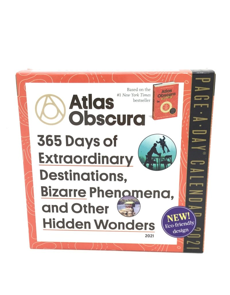 ATLAS OBSCURA PAGE A DAY