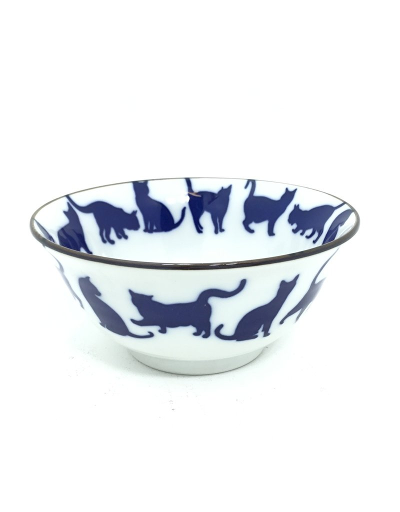 BLUE CATS BOWL