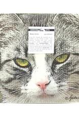 GREY CAT SWEDISH DISHCLOTH