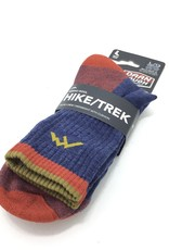 HIKER MEN'S MIDWEIGHT WITH CUSION MICRO CREW