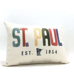 ST. PAUL PILLOW