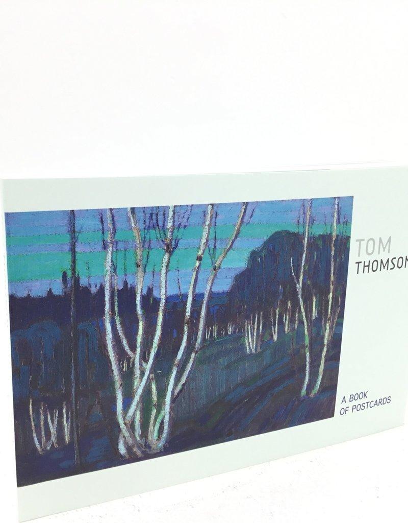 TOM THOMSON POSTCARD BOOK
