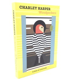 CHARLEY HARPER WOODPECKERS BOXED NOTES