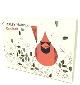 CHARLEY HARPER CARDINALS BOXED NOTES