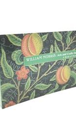 WILLIAM MORRIS POSTCARD BOOK