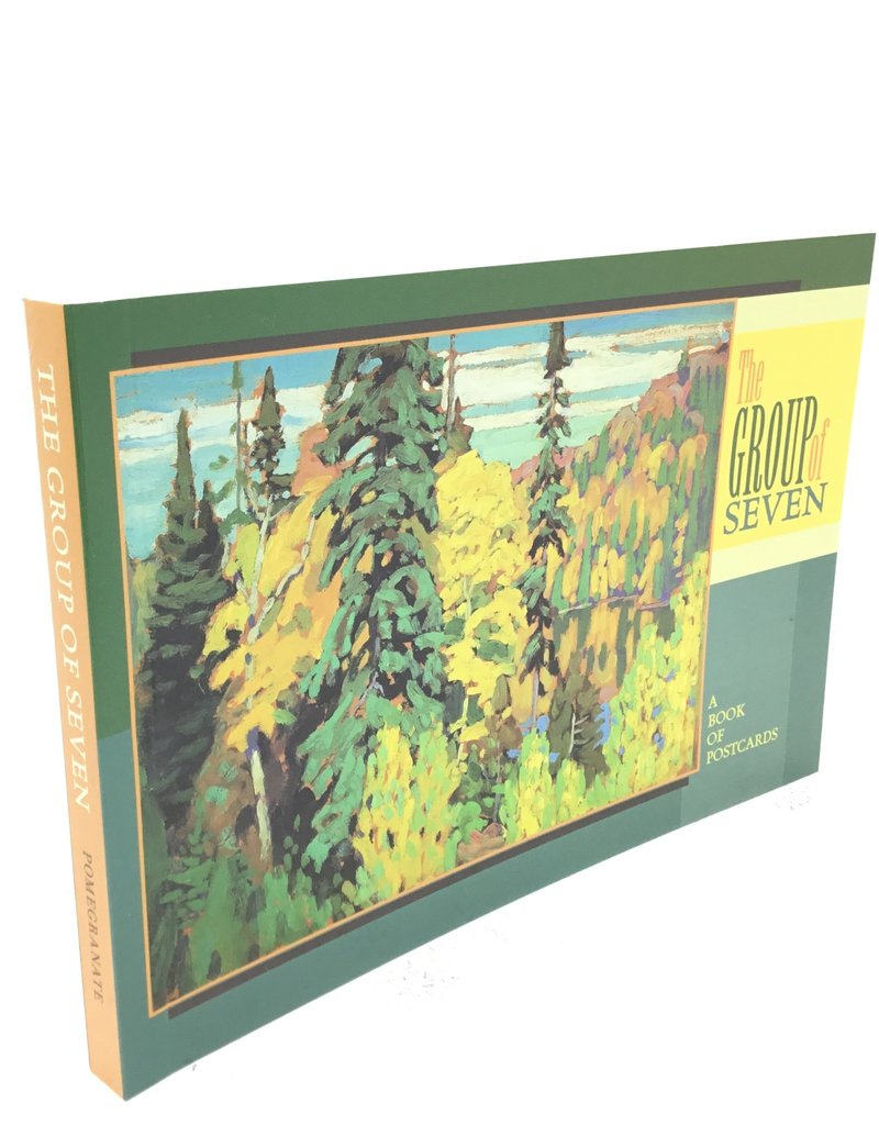 THE GROUP OF SEVEN POSTCARD BOOK