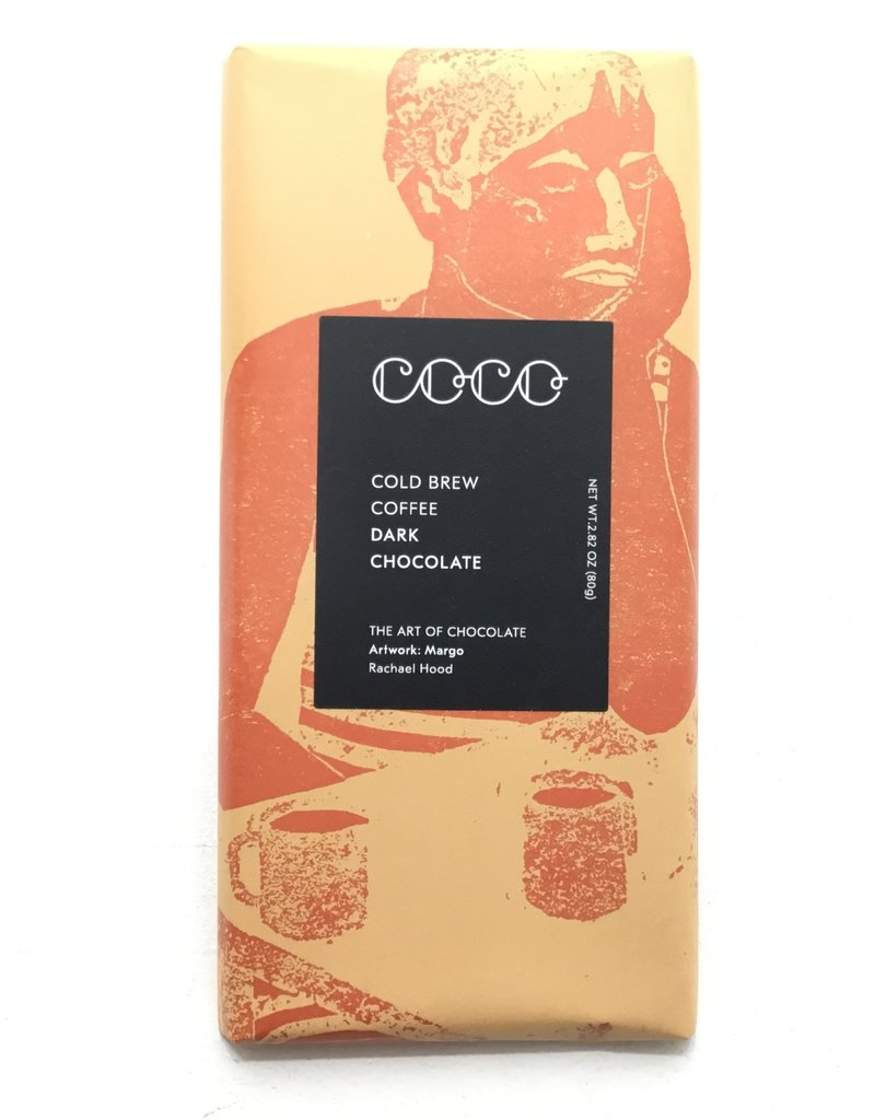 COLD BREW 80G BAR