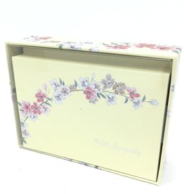 Boxed Note Cards: Sympathy