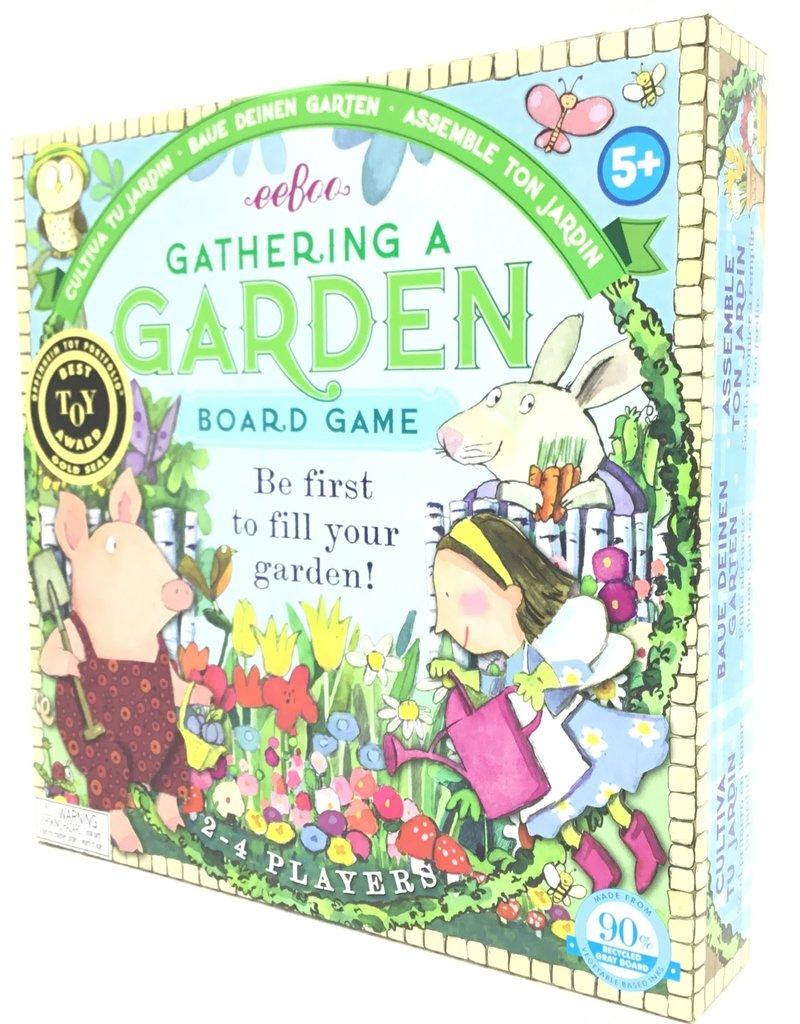 GATHERING IN  A GARDEN GAME