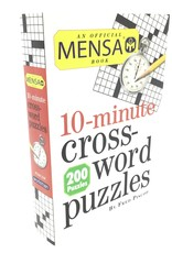 10 MINUTE CROSS WORD PUZZLES