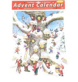 VERMONT CHRISTMAS  COMPANY ELF MAGIC LARGE ADVENT CALENDAR