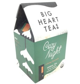 BIG HEART TEA COZY NIGHT CHAMOMILE  TEA