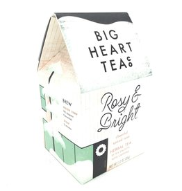 BIG HEART TEA ROSY & BRIGHT HIBISCUS TEA