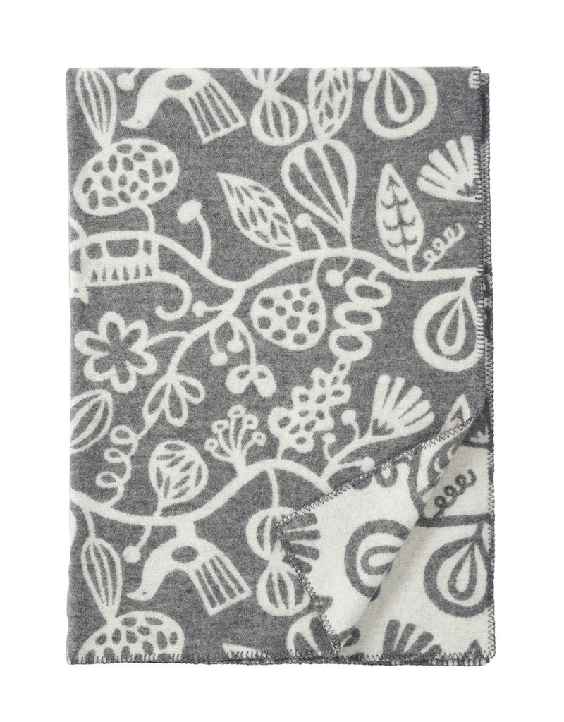 BOTANIC GARDEN THROW