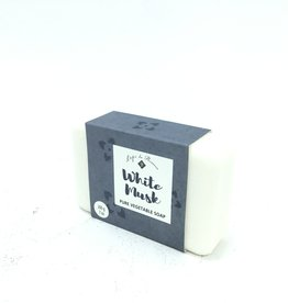 WHITE MUSK BAR SOAP