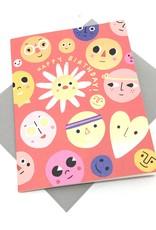 CAROLYN SUZUKI HAPPY FACES CC