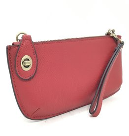 GERANIUM MINI CROSSBODY WRISTLET