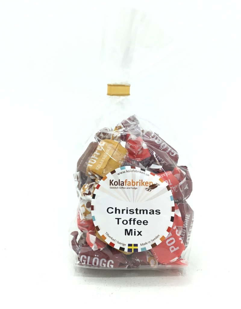CHRISTMAS TOFFEE MIX