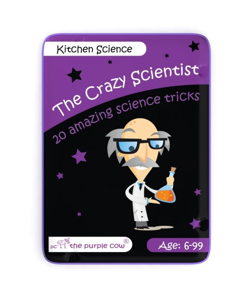 THE PURPLE COW KITCHEN SCIENCE