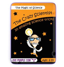 THE PURPLE COW MAGIC OF SCIENCE