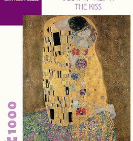 KLIMT THE KISS  1000 PIECE PUZZLE