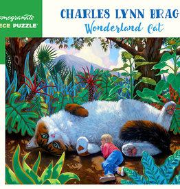 CHARLES LYNN BRAGG WONDERLAND300 PIECE PUZZLE