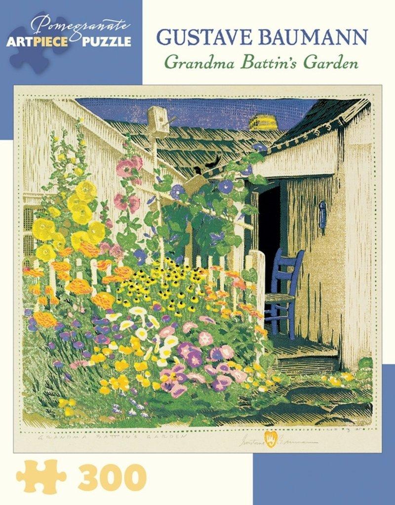 GRANDMA BATTIN'S GARDEN 300PC