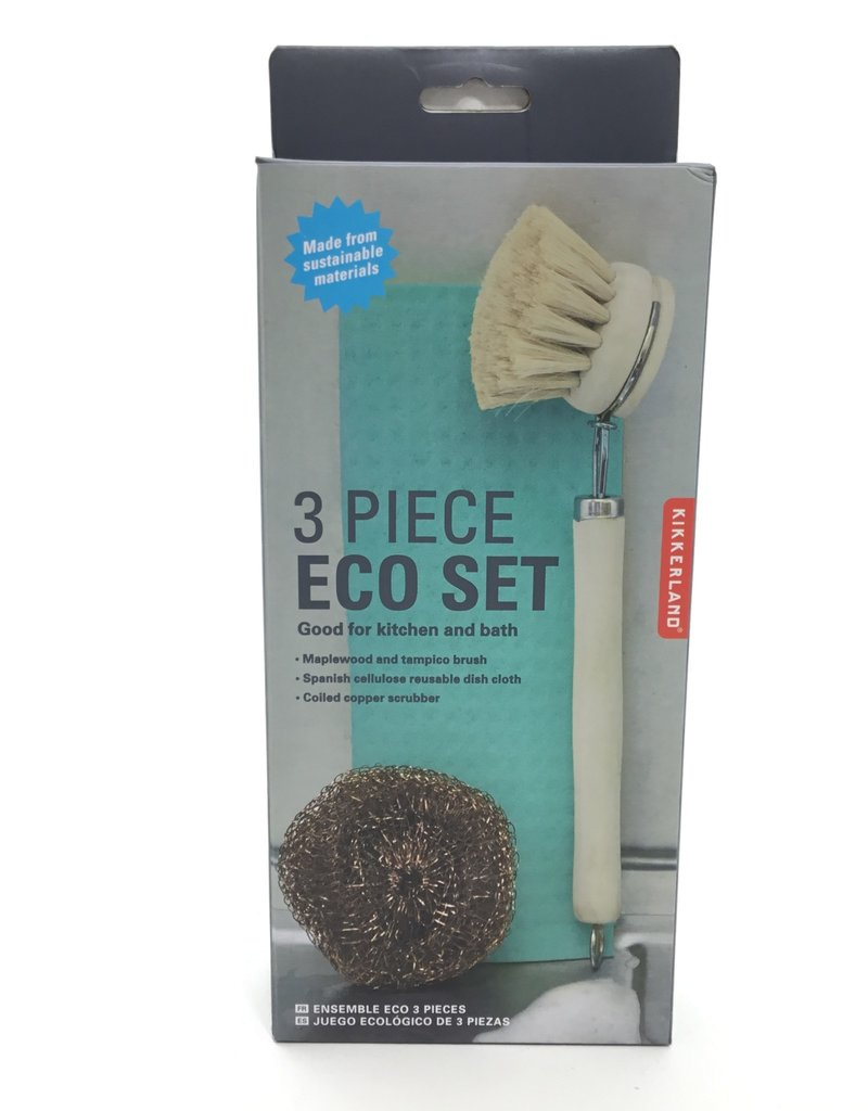 3PC ECO CLEANING SET
