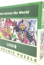 COLORS ACROSS THE WORLD 1000 PIECE