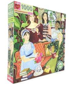 JANE AUSTEN'S BOOK CLUB PUZZLE 1000 PC PUZZLE