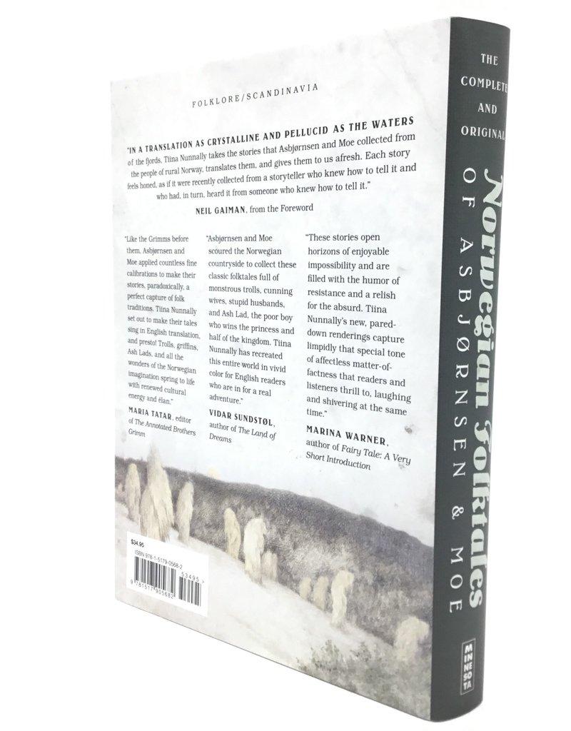THE COMPLETE AND ORIGINAL NORWEGIAN FOLKTALES OF ASBJORNSEN AND MOE