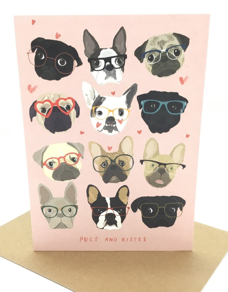 PUGS AND KISSES CC