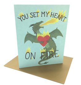 YEPPIE PAPER DRAGON HEART CC