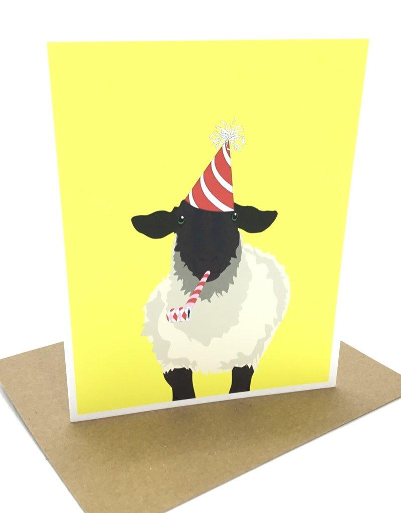 APARTMENT 2 CARDS SHEEP BIRTHDAY CARD