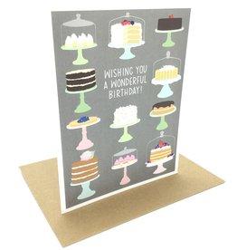 APARTMENT 2 CARDS BAKERY CAKES BIRTHDAY CC