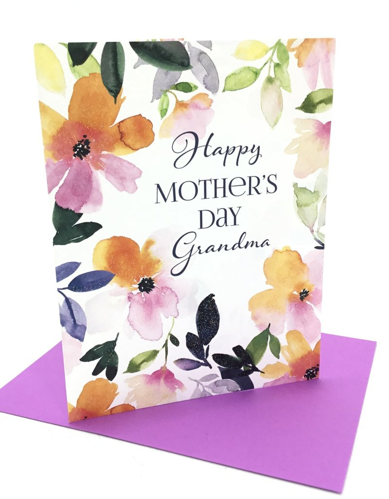 HAPPY MOTHER'S DAY GRANDMA CC