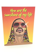 SUNSHINE OF MY LIFE CARD