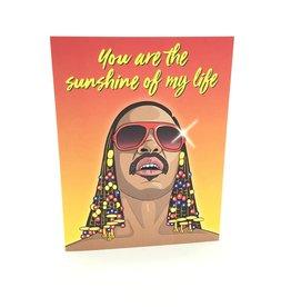SUNSHINE OF MY LIFE CARD