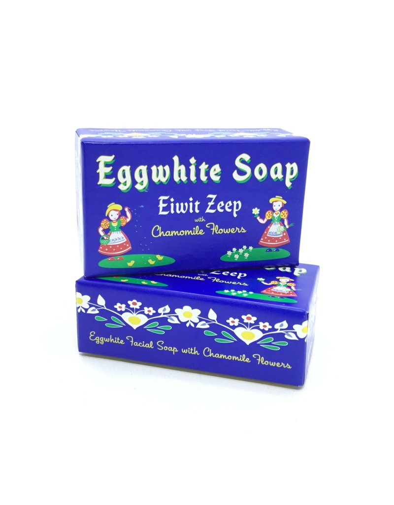 EGGWHITE BAR SOAP