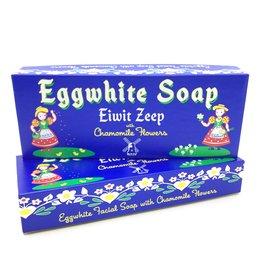 EGGWHITE SET 6 BAR SOAPS