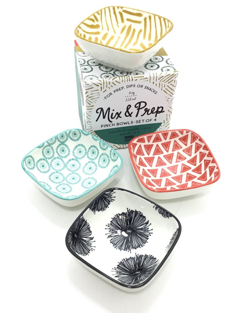 MIX AND PREP PINCH BOWL SET