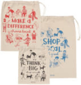 SHOP LOCAL PRODUCE BAGS